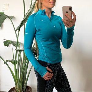 Nike Dri-Fit Active Wear Half Zip Size Small